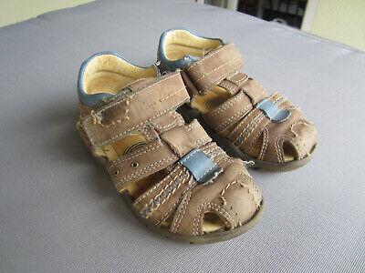 BlautopGr24 Primigi KinderschuheEbay Primigi BlautopGr24 Hebbraun Sandalen Sandalen Hebbraun SLVpzqUMG
