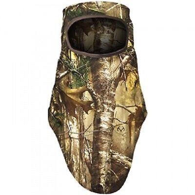 Scent Blocker Shield XLT Trinity Tech Realtree Xtra Turkey Hunting 3/4 Face Mask
