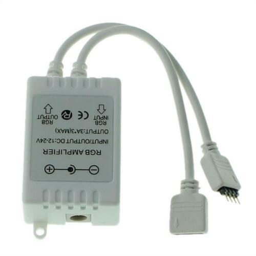 3A 72W 24V RGB LED Signal Power Amplifier 36W 12V