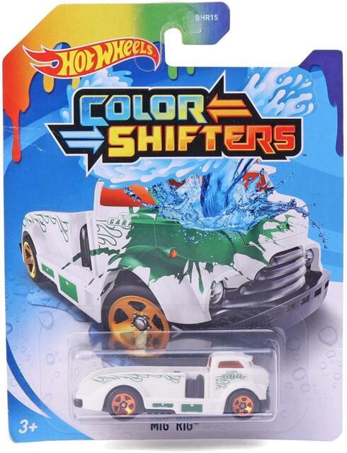 Hot Wheels Color Shifters MIG RIG GKC21