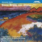 Alexander Goehr: Since Brass, Nor Stone... (CD, Sep-2013, NMC (Classical))
