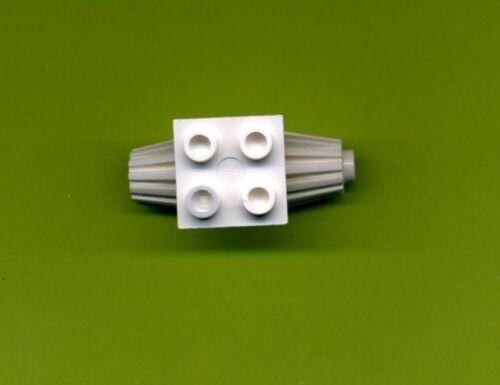 4229 2 x 2 Weiß Turbine,Triebwerk Lego Düse