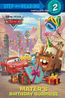 Mater's Birthday Surprise (Disney/Pixar Cars) by Melissa Lagonegro (Paperback / softback)