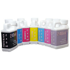 Dye Sublimation Ink 7 240ml Bottles For Epson Stylus Pro 7600 9600 Non Oem