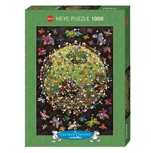 MORDILLO - FOOTBALL - Heye Puzzle 29359 - 1000 Teile Pcs.