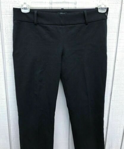 Cotton 00 City Black Twill Pant Blend Donna Misura Minnie J Stretch Crew Fit W7zaqa