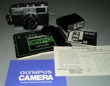 Olympus 35 RC appareil photos objectif Zuiko 2.8/42 + filtre + Flash PS 200