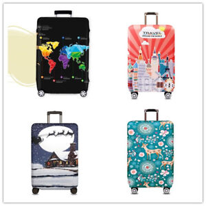Elastic-Travel-Luggage-Suitcase-Dust-Cover-Protector-18inch-32inch