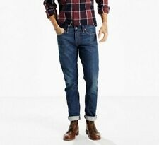 Levi's Men's Jeans Skinny 511 Slim Fit Stretch Whiskered Wash 1933 Denim 33x34