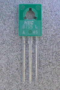 NEC-2SB795-B795-PNP-Darlington-power-transistor-80V-1-5A