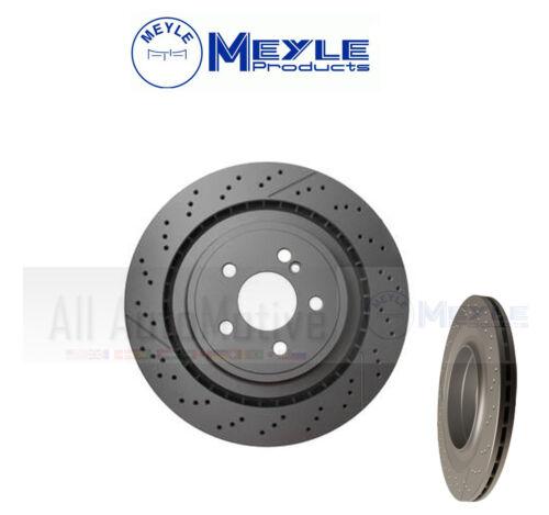 Disc Brake Rotor-Meyle Rear WD EXPRESS 405 33142 500 fits 10-15 Mercedes E63 AMG