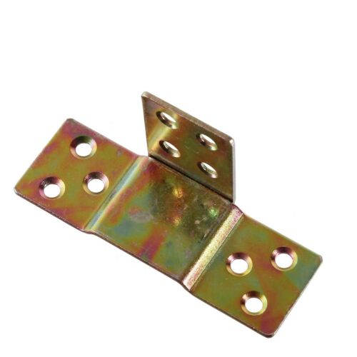 Universal Möbelverbinder Bettverbinder Couchverbinder Metallverbinder Verbinder