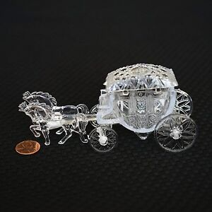 Cinderella Horse And Carriage Cake Topper
