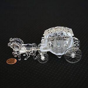 Cinderella Carriage Wedding Cake Topper