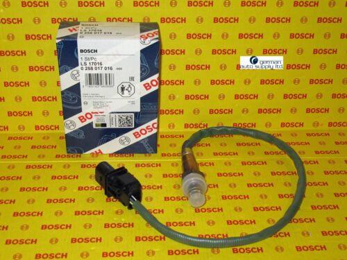 17016 0258017016 Mercedes-Benz Oxygen Sensor BOSCH NEW OEM MB O2