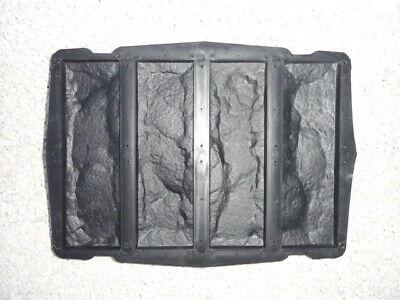 Unparteiisch Gießform 52/12 Mit 4 Verschiedenen Riemchen Strukturen Schalungsform Gips/beto Weitere Rabatte üBerraschungen Mauern Klinker