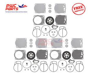 Details about MIKUNI TRIPLE Carb Rebuild Kit YAMAHA XL XLT 1200 GP1200R  GPR1200 XL1200 XLT1200