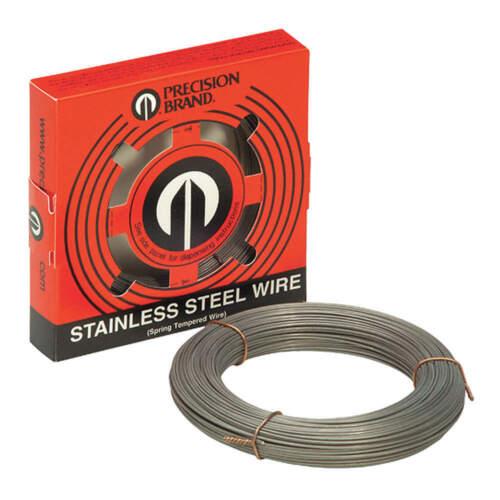 Coil Bare Wire PRECISION BRAND 29067 Spring Wire