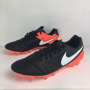 88a45bc23 Nike Tiempo Legacy II FG Men s Soccer Cleats 819218-018