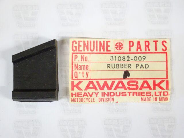 Kawasaki NOS NEW 31082-009 Rubber Pad S1 S2 KH KH250 Mach II Mach I