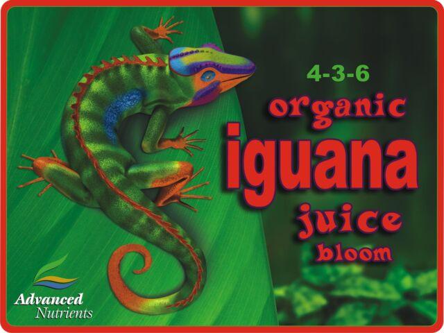 IGUANA JUICE BLOOM 30ml SAMPLE ADVANCED NUTRIENTS HYDROPONICS