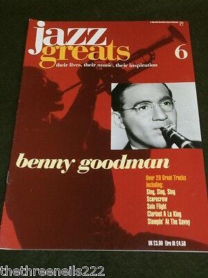 JAZZ GREATS # 6 - BENNY GOODMAN
