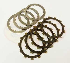 Clutch Plates Set for SFM ZZ125