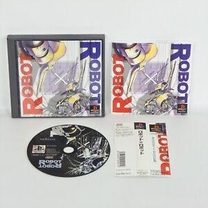 PS1-ROBOT-X-ROBOT-Spine-Playstation-For-JP-System-p1