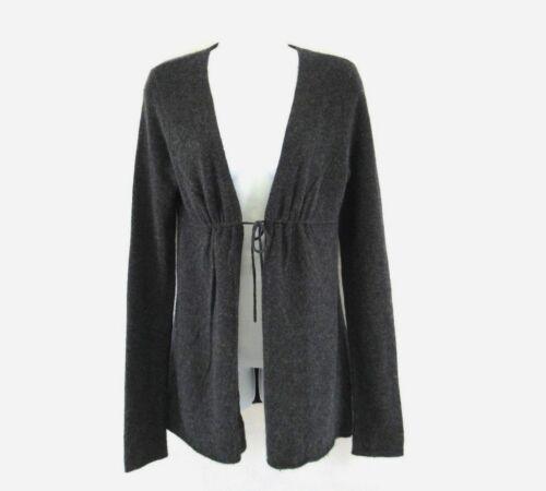 Kvinder Grey M kk467 Vince Størrelse Cardigan 100 Cashmere Sweater XBXwvaq