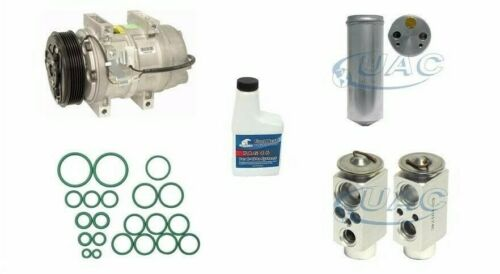"""A//C Compressor Kit Fits Volvo S60 S80 2001 /""""With Rear Heat Switch/"""" 67648"""