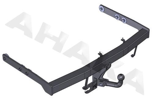 ES13 Ford Galaxy Bj 95-00 Anhängezugvorrichtung mit E-satz AHK komplett