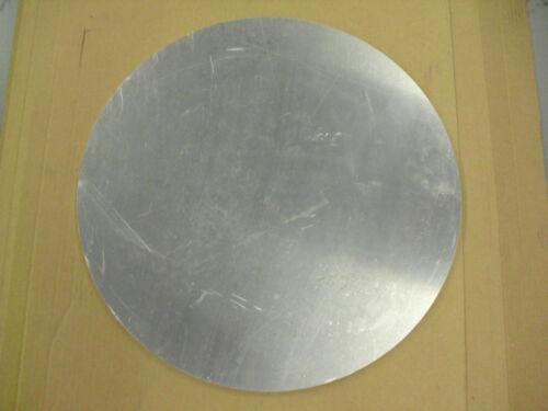 """3//8/"""" Aluminum Circle 12/"""" diameter 6061 folkart artwork Mill Finish"""