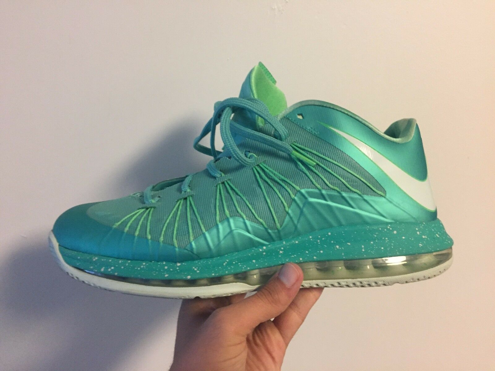 LeBron 10 Low Easter sz. 11.5. - 9/10 condition- Original box, lightly worn