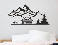 Wandtattoo Der Berg Ruft Osterreich Alpen Sticker Bayern Wandaufkleber Ebay