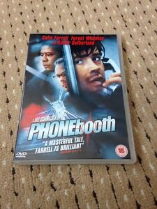 Phone Booth DVD 2003 - CAMBERLEY, Surrey, United Kingdom - Phone Booth DVD 2003 - CAMBERLEY, Surrey, United Kingdom