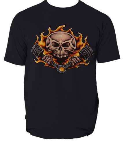 SPEED DEMON t shirt MOTORCYCLE BIKER BIKE MOTOR t-shirt tee S-3XL