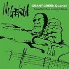 Nigeria 3 Bonus Tracks Grant Green Quartet Audio CD