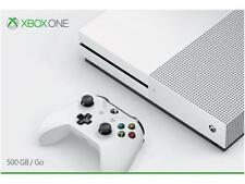 'Xbox One S 500GB Console' from the web at 'https://i.ebayimg.com/images/g/pX0AAOSwy0JaIWIW/s-l225.jpg'