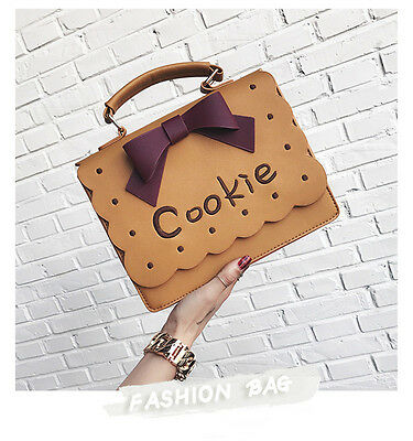 Women Cute Sweet Bowknot Shoulder Bags Handbag Candy Messenger Bag Crossbody Bag