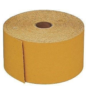 3M 02590 Stikit Gold Sheet Roll, P400A grade, 2 3/4 in x 45 yd, 2590