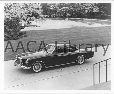 Factory Photo 1962 Studebaker Hawk GT Ref. #91802