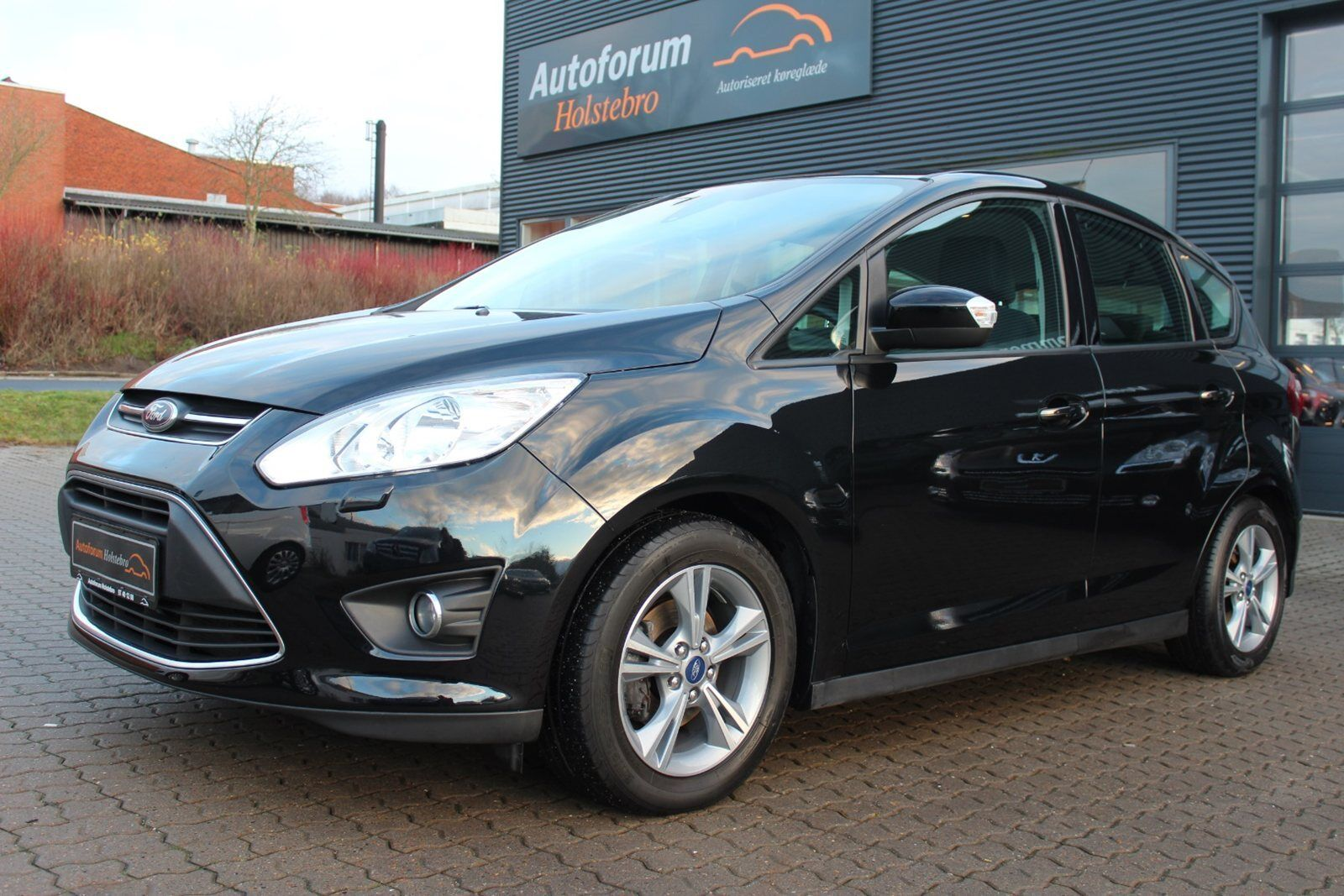 Ford C-MAX 1,6 TDCi 115 Edition 5d