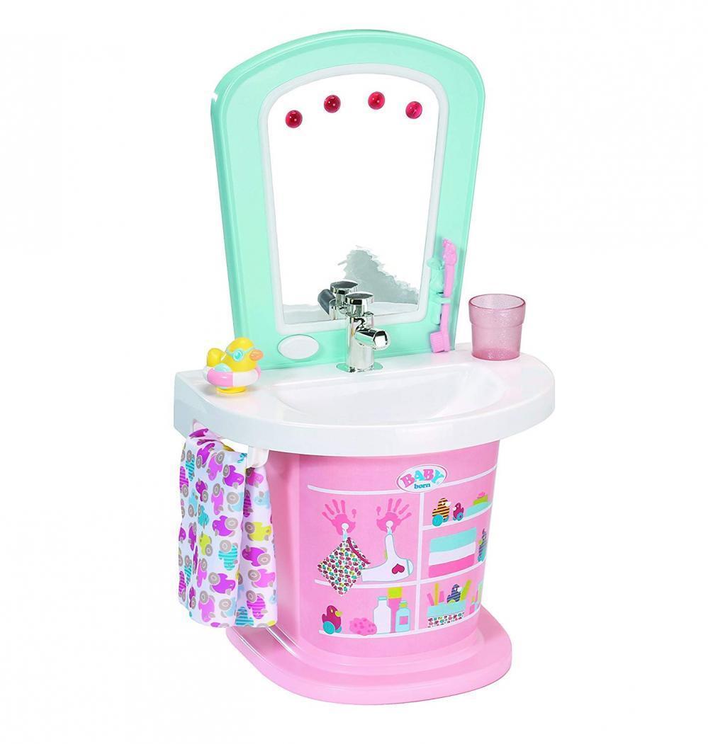 BABY Born 824078 – Waschbecken Puppen Spielzeug Bad Zubehör für für für Mädchen ab 3 NEU 02793e