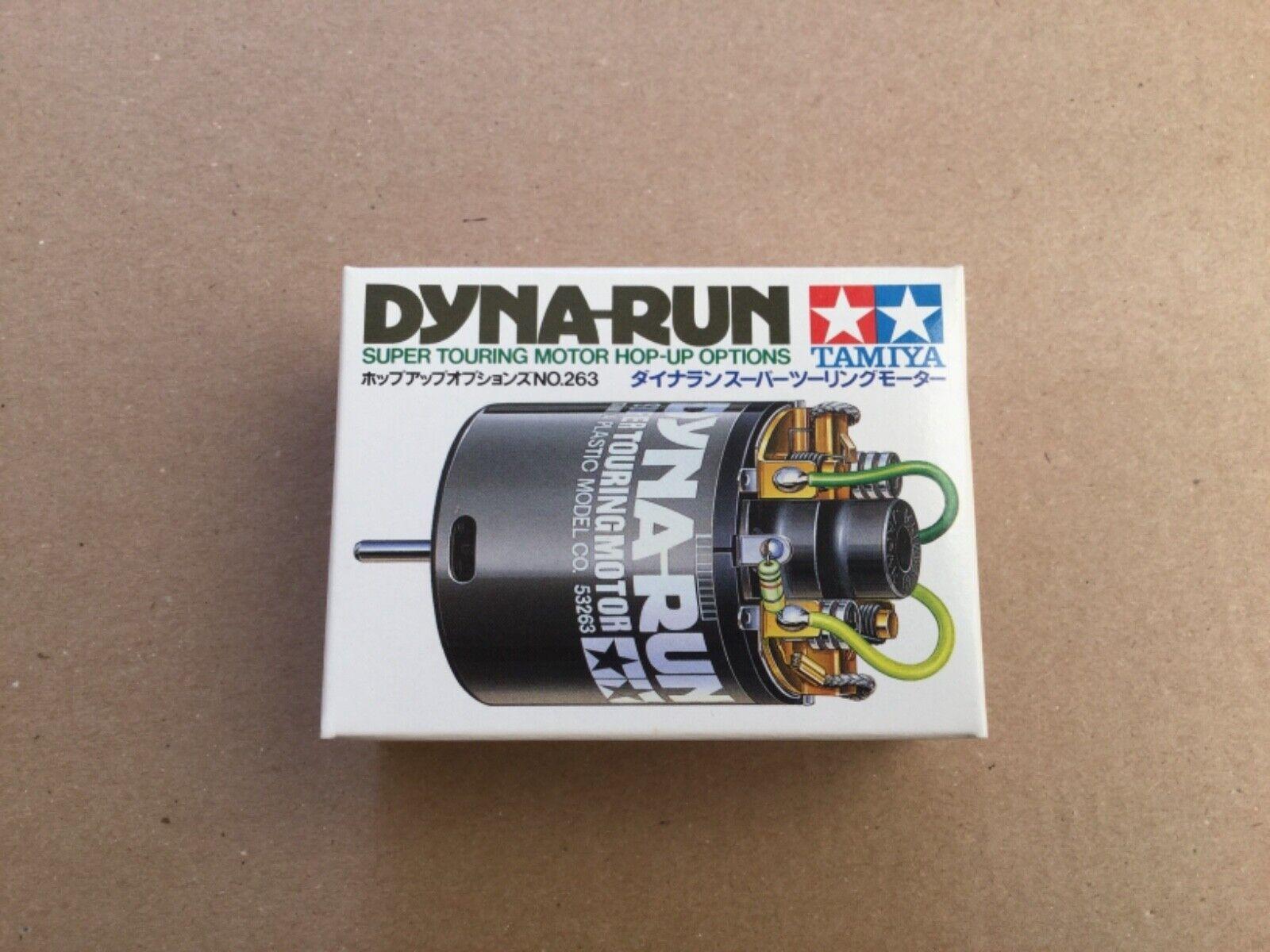Vintage Tamiya Dyna  correre Motor Item 53256  Spedizione gratuita al 100%