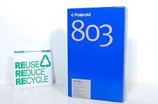 NEW Polaroid 803 ISO-800/DIN 30 8x10 Black & White Instant Sheet Film EXP 2007