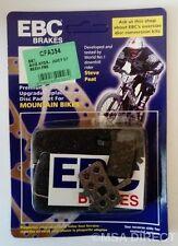 Promax E-Capsule EBC Resin Mountain Bike Disc Brake Pads (CFA394) (1 Set)