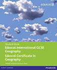 Edexcel International GCSE Geography Student Book with ActiveBook CD by Mike Witherick, Steve Milner (Mixed media product, 2010)