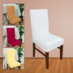 Chair-Cover-Fashion-Solid-Color-Seat-Polyester-Chair-Case-Slipcovers-Decoration