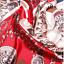 Seidentuch 100/% Seide Multikunktionstuch 90x90cm Loop Schal Rundschal Damen  N52