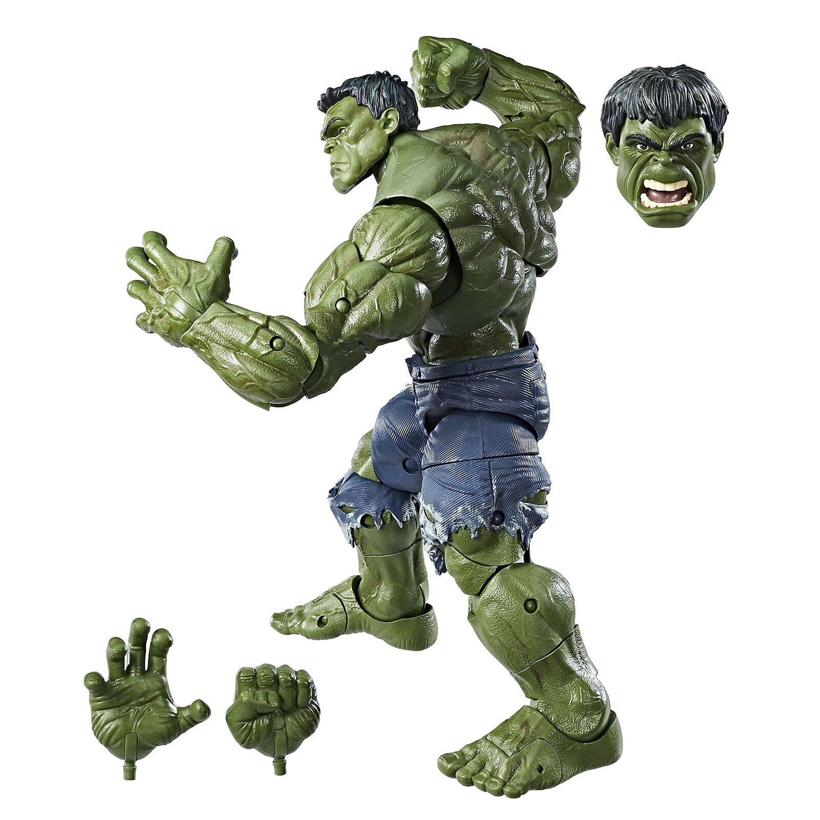 The Avengers C1880EU40 Marvel Legends serie Hulk Figure